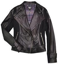 BARBOUR INTERNATIONAL Ladies' Wing Leather Jacket