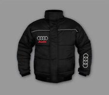 New Man's Audi Sport Winter Jacket, Size S, M, L, XL, XXL, XXXL