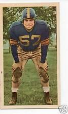 1954 Blue Ribbon Tea #17 Winty Young-Winnipeg