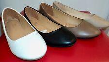 Damen Schuhe Ballerinas Slipper Flats Loafers Freizeit Halbschuhe Pumps Gr.36-40