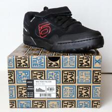 New FIVE TEN Maltese Falcon Clipless Mountain Bike Shoes - All Sizes - Black/Red