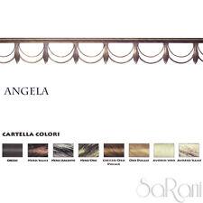 Mantovana Elegante 200 cm Vari Colori mod. ANGELA SARANI