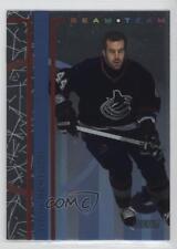 2002-03 Topps Stadium Club Beam Team #BT13 Todd Bertuzzi Vancouver Canucks Card