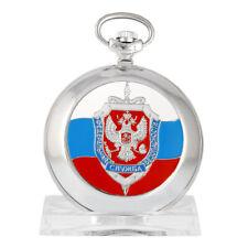 MOLNIJA 3602 - FSB II RUSSE mécanique montre de poche KGB DIENSTUHR Russie