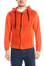 Giubbino Giubbotto Armani Jeans AJ Jacket -70% Pelle Uomo Rosso A6B53JB-54 SALDI