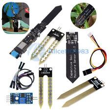 Soil Hygrometer Detection Module Moisture ESP32 DHT11 Sensor for Arduino CP2104