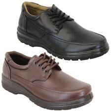 Hombre Piel Sintética Zapatos Charles Southwell de Trabajo con Cordones