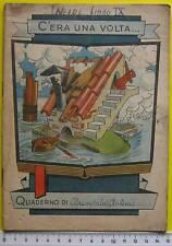 Quaderno Saltapicchio e aspettasempre - Italiano Eneide