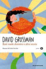 Ruti vuole dormire e altre storie - Grossman David