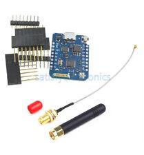 1pcs wemos D1 ESP8266 Mini Pro 16M BYTE esterno IPEX GPRS Connettore Antenna