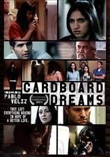 Cardboard Dreams (BRAND NEW DVD)Mayra Alejandra, Pedro Castaneda, Nivi Singh