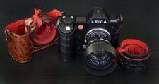 LUIGI CROCO LIKE CASE for LEICA SL601,Select COLOR,STRAP,BATTERY,SLOT+FAST UPS!