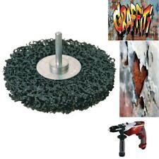 Graffiti RUGGINE VERNICE rimozione disco per elettrica o BATTERIA TRAPANO Mattone METALLO LEGNO