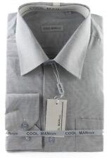 Camicia classica uomo Cool Man manica lunga collo classico Elegante Art 271