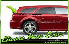 2005 2006 2007 2008 Dodge Magnum Spear Decal Stripes RT SRT SRT8 Style 2