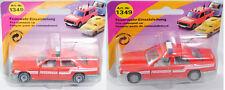 Siku Super 1349 Mercedes-Benz 300 E (W 124) Feuerwehr Einsatzleitung ca. 1:55