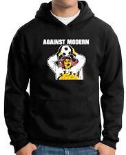 Felpa Against Modern Football TUM0146 Casual Ultras Hooligans Tutti allo Stadio
