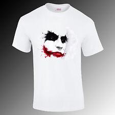 Batman Joker Artistic colour printed t-shirt, movie, super hero Gift Funny S-XXL