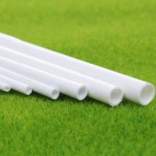 ABS Plastikrohr-runde 4mm Vorbildliche Landschafts Gestalt X 10 Gute Qualität