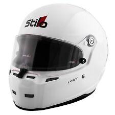 Stilo Kart / Karting / Motorsport ST5F N KRT Composite Snell K2015 Helmet White