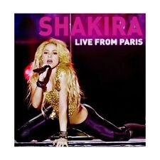 SHAKIRA - LIVE FROM PARIS NEW CD