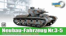 Dragon Armor Neubau-Fahrzeug Nr.3-5 Pz.Abt.z.b.V.40, Norway 1940~60577