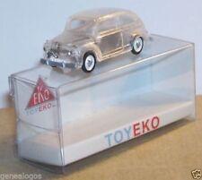 MICRO TOY EKO TOYEKO HO 1/86 1/87 MADE IN SPAIN SEAT 600 REF 2036 & 6036 in BOX