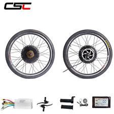 "48V 1000W E Bike Motor Conversion Hub  20"" 24"" 26"" 700C E Bike Motor"