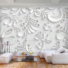 Vlies Fototapete 3d Effekt Ornamente Tapete Wandbilder Wandtapete f-C-0209-a-a