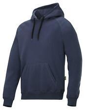Snickers 2800 Cotton Rich Work Hoody Sweatshirt- NEW RANGE - NAVY BLUE