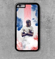 coque Iphone 4/5/6/7/8/X Kylian Mbappé psg  BLEU BLANC ROUGE