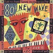 ROOTS OF ROCK: 80'S NEW WAVE CD Level 42 Iggy Pop Waitresses Jam Nena Animotion