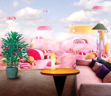 3D Quadri pink 15 Parete Murale Foto Carta da parati immagine sfondo muro stampa