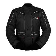 """Matador """"Cinco"""" - Men's All Seasons Motorcycle Jacket (big vents for summer)"""