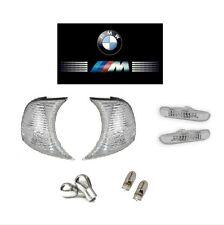 KIT 4 CLIGNOTANT BMW SERIE 3 E46 COUPE + CABRIOLET DE 1999 A 08/2001 + AMPOULES