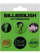 Anstecker-Paket Billie Eilish Mix