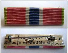 Rappel de médaille des prisonniers et otages de guerre 14/18 avec son épingle.