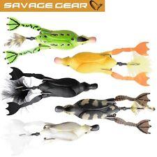 Savage Gear the Fruck 3D Hollow Duckling - Gummifisch Ente, Oberflächenköder