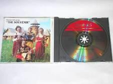 CD RUSSIAN FOLK GROUP / THE SOUVENIR / ETAT PARFAIT++++