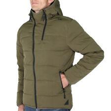 Mazine Trenton Puffer Jacket Olive Herren Winterjacke Steppjacke Grün