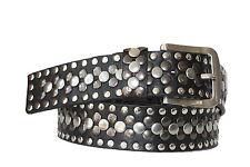 Massiccio Biker Designer Multi Borchie Cintura Unisex 5033-1