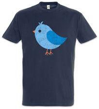Bird I T-Shirt Birds Toon Comic Cartoon Feeders Feeding Station Vogel Vögel