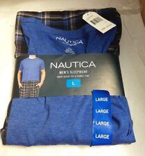 Da Uomo Nautica Twilight SKY 2 PCE Sleepwear Set