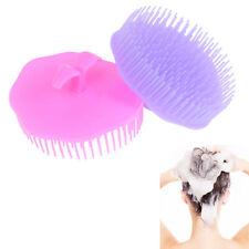 1X Shampoo Washing Hair Massage Brush Head Scalp Massager Comb Scalp ShoweVGUS