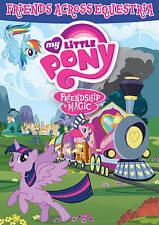 My Little Pony: Friendship Is Magic - Friends Across Equestria (DVD, 2016)
