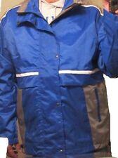 New Red, White & Blue Oxford Nylon Lightweight Jacket Regular $45 Sizes