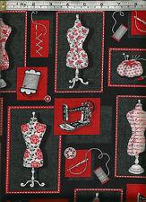 Henry De Vidrio -' y coser en « por nuevos Diseños-Coser relacionados Tela -100% Algodón