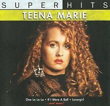 Super Hits by Teena Marie (CD, May-2002, Sony Music) Free Ship #KC03