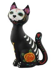 Ornament Sugar Kitty Black 14.5 x 26 x 10cm