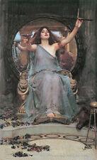 John William Waterhouse - Circe Offering Cup to Odysseus Vintage Fine Art Print